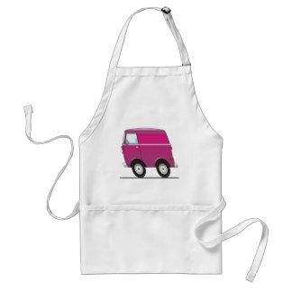 Smart Van Pink Adult Apron