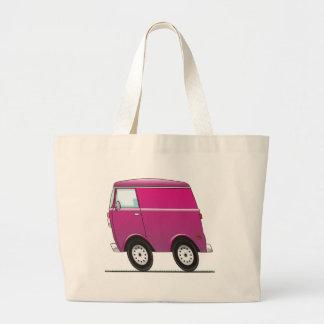 Smart Van Pink Bolsa Tela Grande