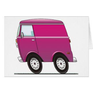 Smart Van Pink Card