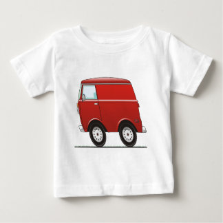 Smart Van Red Baby T-Shirt