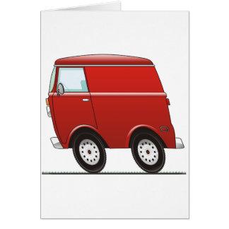 Smart Van Red Card