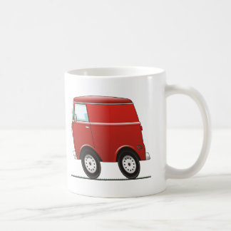 Smart Van Red Coffee Mug