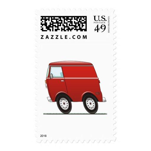 Smart Van Red Sello