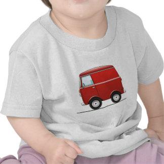 Smart Van Red Shirts