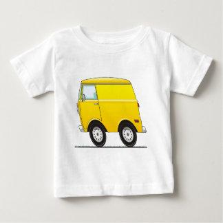 Smart Van Yellow Baby T-Shirt