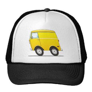 Smart Van Yellow Gorro
