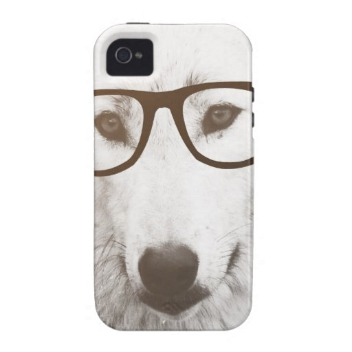 SMART WOLF DESIGN CASE FOR THE iPhone 4