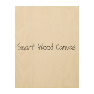 Smart Wood Canvas