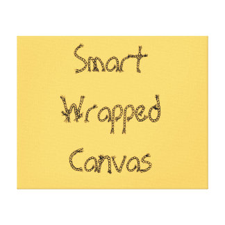 Smart Wrapped Canvas Template