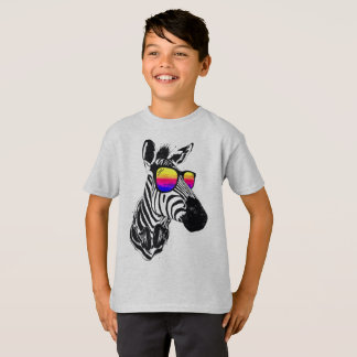 Smart Zerba With Glasses T-Shirt