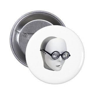 SmartAnonymous071009 Pinback Button