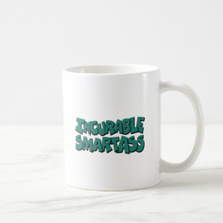 smartass incurables taza de café