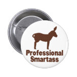 Smartass profesional pin