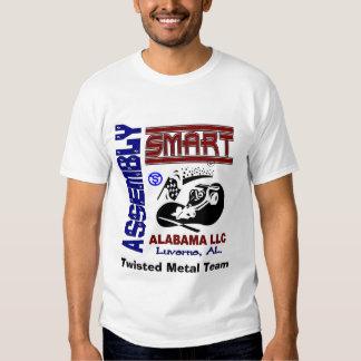 SMARTassembly, equipo torcido del metal Camisas