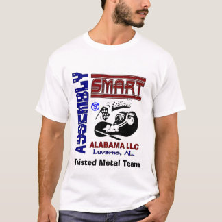 SMARTassembly, Twisted Metal Team T-Shirt