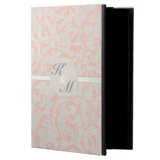 SmartElegance Coral Wedding Collection Case For iPad Air