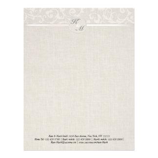 SmartElegance Natural Wedding Collection Letterhead