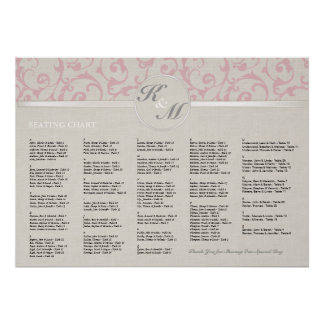 SmartElegance Pink Wedding Collection Poster