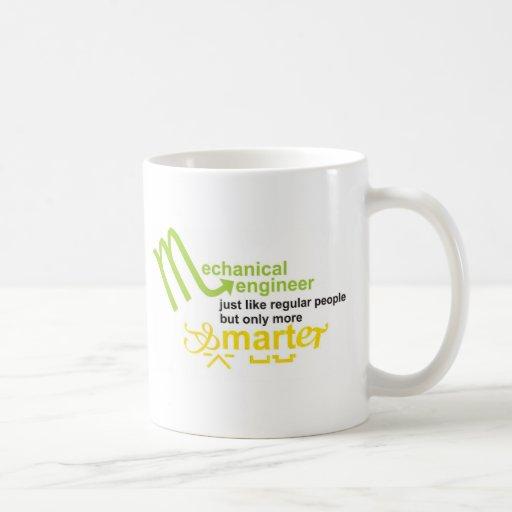 smarter classic white coffee mug