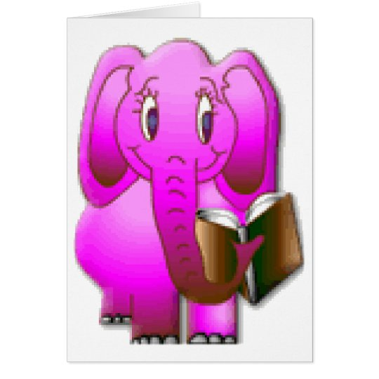 Smarter Elephant Card