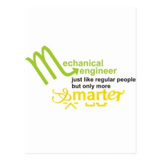 smarter postcard