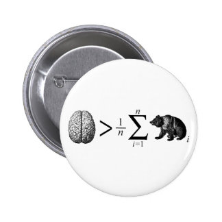 Smarter Than The Average Bear 2 Inch Round Button