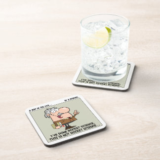 Smartest Person at Work Drink Coaster