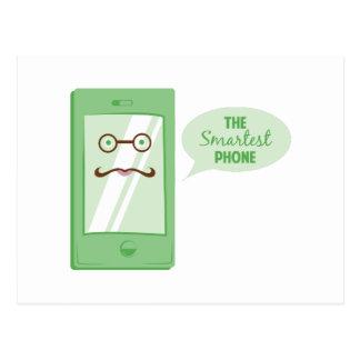 Smartest Phone Postcard