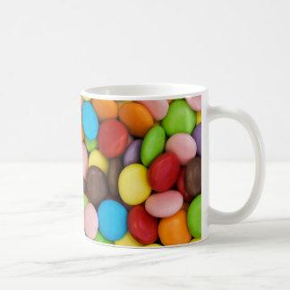 smarties background mug