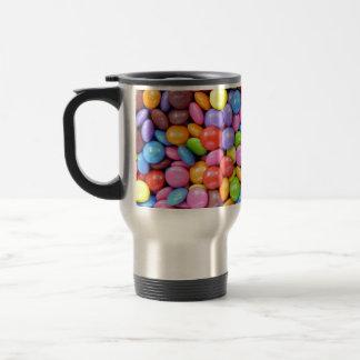 Smarties Background Travel Mug