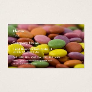 Smarties Business Card