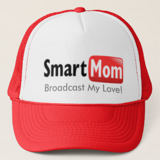 smartmom, Broadcast My Love! Trucker Hat