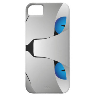 Smartphone case blue eyes OF A wildcat