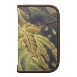 Smartphone folio with Jungle Leaves Design Folio Planners