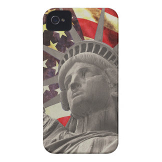 Smartphone funda, Liberty Case-Mate iPhone 4 Fundas