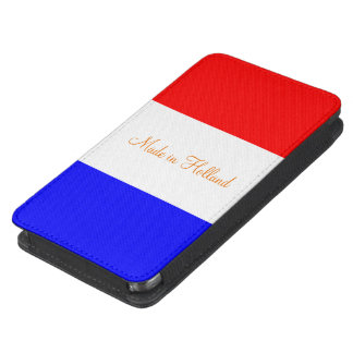 Smartphone Pouch in Rood-Wit-Blauw Galaxy S5 Pouch