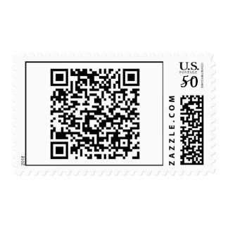 Smartphone readable stamps! postage