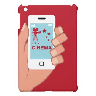 Smartphone vector Cinema App iPad Mini Cover