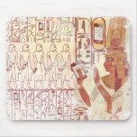 Smartphones de Egipto antiguo Tapete De Raton