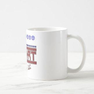 smartt-shirtlogo taza de café