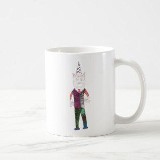 Smarty Cat Coffee Mug