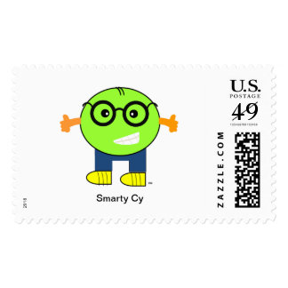 Smarty Cy Large Stamp
