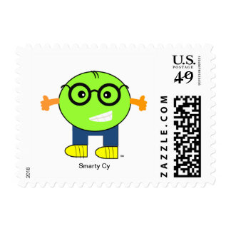 Smarty Cy Small Stamp