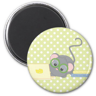 Smarty Mouse Fridge Magnets