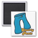 smarty pants fridge magnet