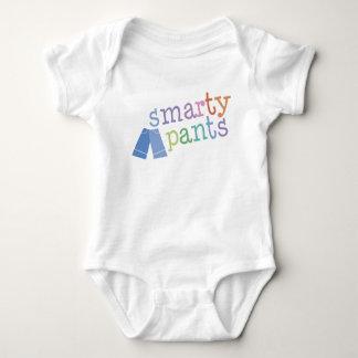 Smarty Pants Funny Baby Bodysuit