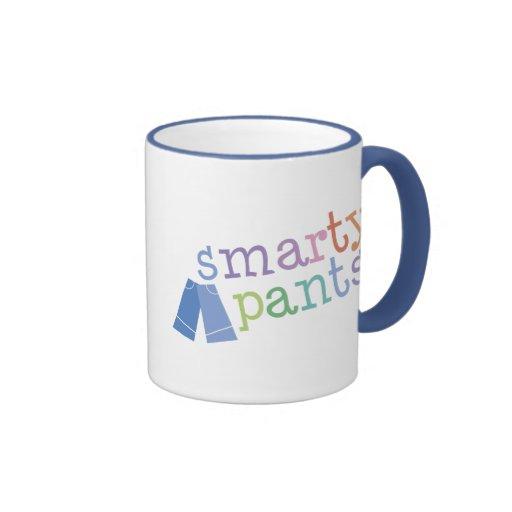 Smarty Pants Funny Mugs