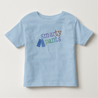 Smarty Pants Funny Toddler T-shirt