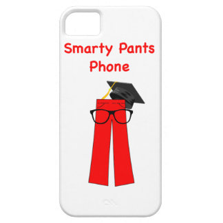 Smarty Pants Phone !!! iPhone SE/5/5s Case