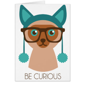 Smarty Smart Cat Card